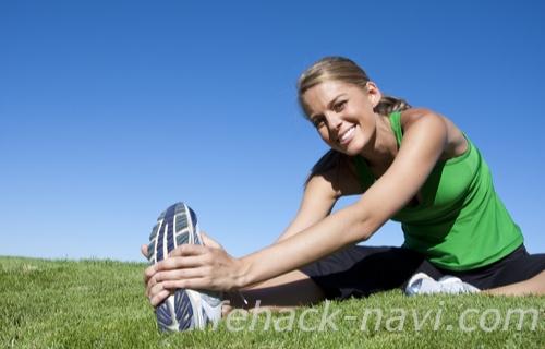 インナードライ肌 改善 運動