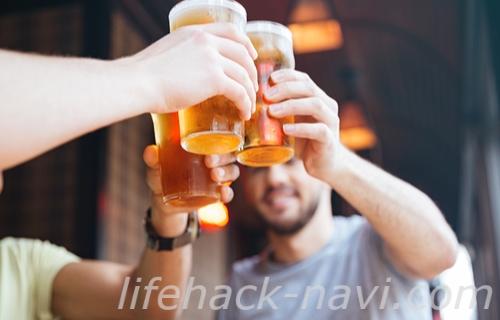 朝 弱い 原因 アルコール摂取