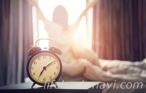 朝 弱い 対策 日を浴びる