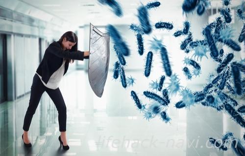 肌 たるみ セラミド 細菌 防ぐ