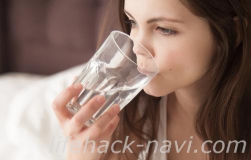 二日酔い 原因 脱水症状