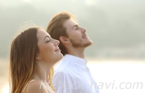 緊張 ほぐす 方法 呼吸