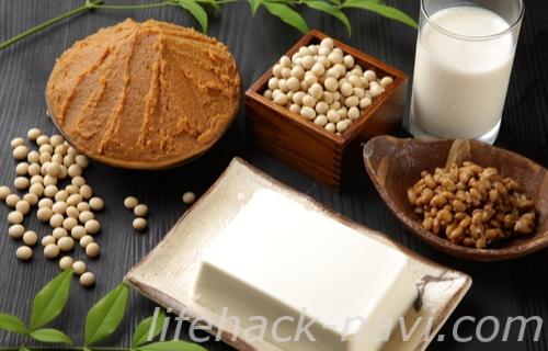 胸 垂れる 防ぐ方法 大豆