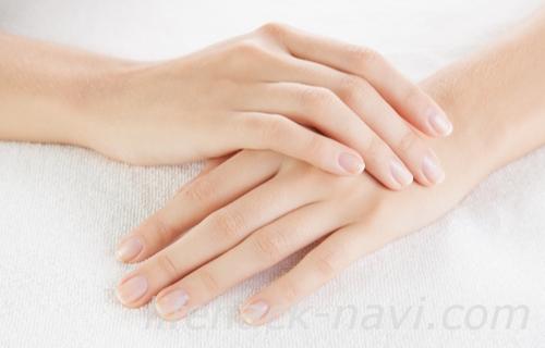 二枚爪 治し方 予防法
