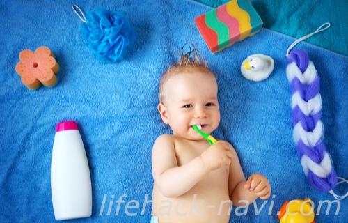 赤ちゃん 歯磨き いつから まとめ