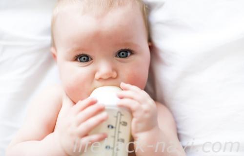 赤ちゃん ミルク いつまで