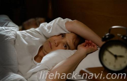 睡眠 浅い 原因