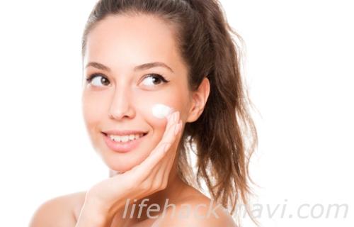 顔 乾燥 対策