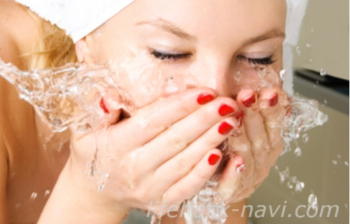 団子鼻 治す 方法 冷水